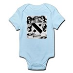 Peterer Family Crest Infant Creeper