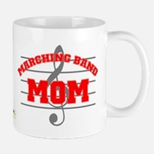 Marching Band Mom Mug