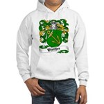 Pfeiffer Family Crest Hooded Sweatshirt