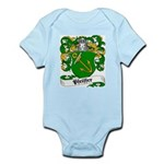 Pfeiffer Family Crest Infant Creeper