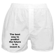 Funny Prediction Boxer Shorts