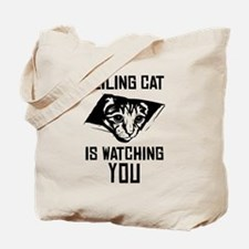 Ceiling Cat is Watching YOU - Tote Bag