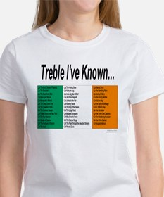 Treble I've Known - Tee