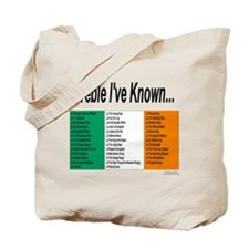 Treble I've Known - Feis Bag