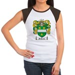 McKenna Family Crest Women's Cap Sleeve T-Shirt