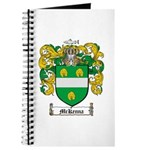 McKenna Family Crest Journal