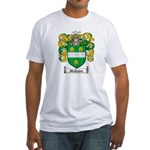 McKenna Family Crest Fitted T-Shirt