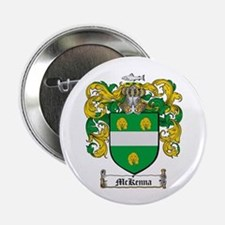 "McKenna Family Crest 2.25"" Button (100 pack)"
