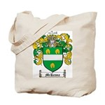 McKenna Family Crest Tote Bag