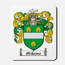 McKenna Family Crest Mousepad