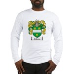 McKenna Family Crest Long Sleeve T-Shirt