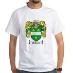 McKenna Family Crest White T-Shirt