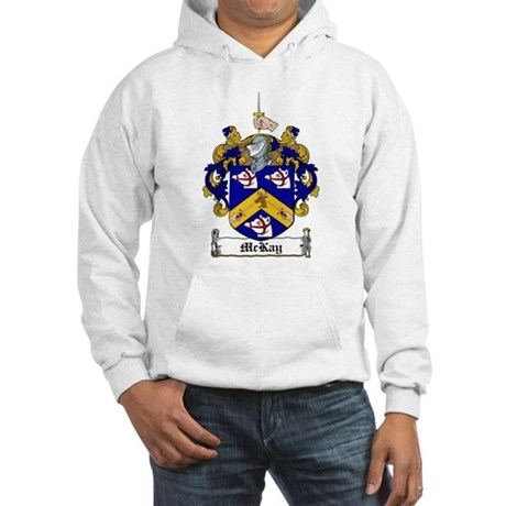 McKay Family Crest Hooded Sweatshirt