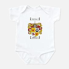 McIntyre Family Crest Infant Bodysuit