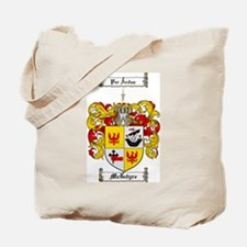 McIntyre Family Crest Tote Bag