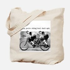 Don't Spit Tote Bag