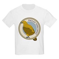 Pallas' Fish Eagle Kids T-Shirt