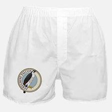 Peregrine Falcon Boxer Shorts