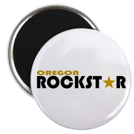 Oregon Rockstar Magnet