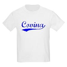 Vintage Covina (Blue) T-Shirt