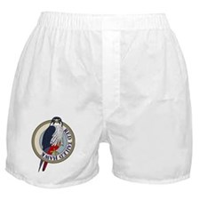 Red Tailed Hawk Boxer Shorts