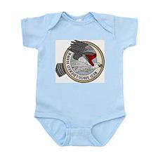 Red Shouldered Hawk Infant Creeper