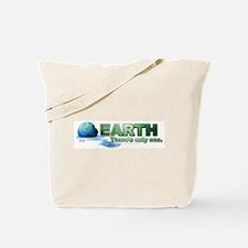 Earth Melt Tote Bag
