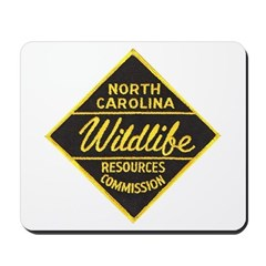 NC Game Warden Mousepad