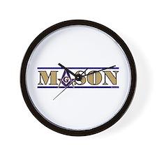 M@SON Wall Clock