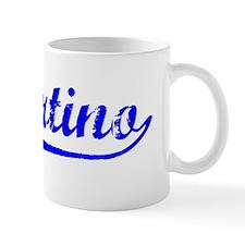 Vintage Cupertino (Blue) Mug