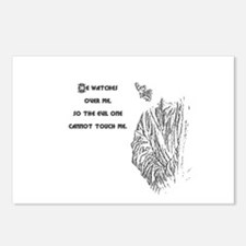 Watching Over Me Postcards (Package of 8)