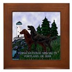 fcrsa national 2008 Framed Tile