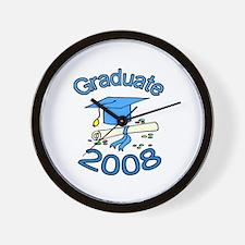 08 Graduate Wall Clock
