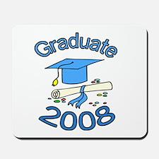 08 Graduate Mousepad