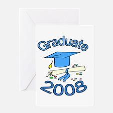 08 Graduate Greeting Card