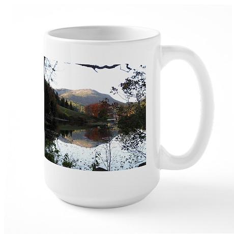 Maine Reflections Large Mug