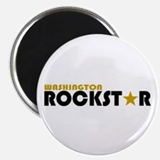 Washington Rockstar Magnet