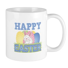 Cute Happy Easter Design Mug