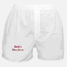 Bob's Daughter Boxer Shorts