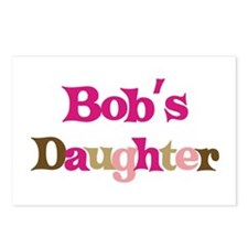 Bob's Daughter Postcards (Package of 8)