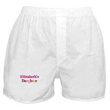 Elizabeth's Daughter Boxer Shorts