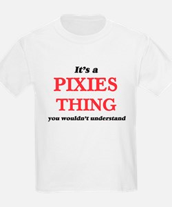 It's a Pixies thing, you wouldn't T-Shirt