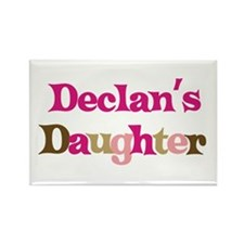 Declan's Daughter Rectangle Magnet