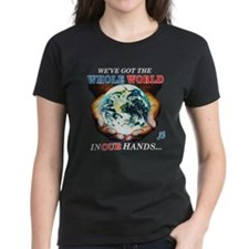 Witty Environmental Quote Tee