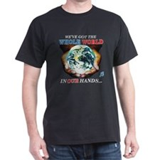 Witty Environmental Quote T-Shirt