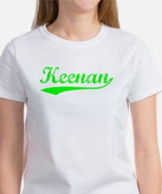 Vintage Keenan (Green) Women's T-Shirt