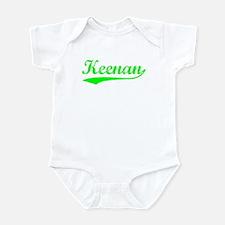 Vintage Keenan (Green) Infant Bodysuit