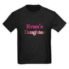 Evan's Daughter T