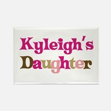 Kyleigh's Daughter Rectangle Magnet
