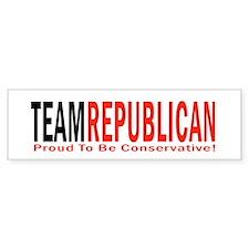 Team Republican - Proud To Be Bumper Bumper Sticker